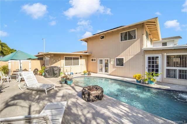 436 Keolu Drive, Kailua, HI 96734 (MLS #202121929) :: Island Life Homes