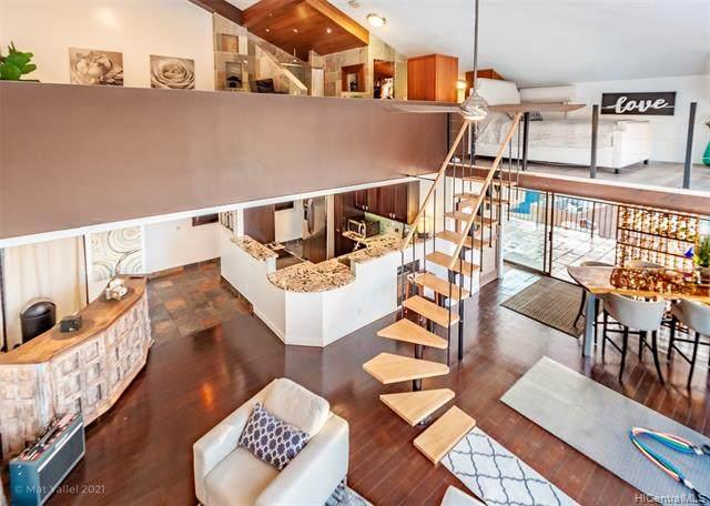 1088 Bishop Street #1216, Honolulu, HI 96813 (MLS #202121934) :: Island Life Homes