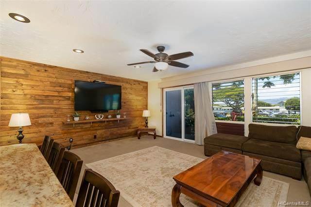 98-1431F Kaahumanu Street #235, Aiea, HI 96701 (MLS #202121936) :: LUVA Real Estate