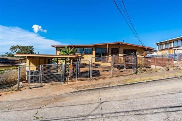 92-582 Awawa Street, Kapolei, HI 96707 (MLS #202121951) :: Weaver Hawaii | Keller Williams Honolulu