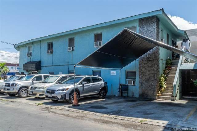 805 Bannister Street, Honolulu, HI 96819 (MLS #202121952) :: Island Life Homes