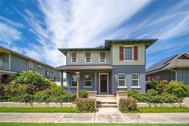 91-1098 Waiemi Street, Ewa Beach, HI 96706 (MLS #202121965) :: Corcoran Pacific Properties