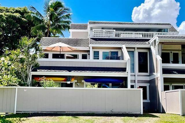 44-1736 Laha Street #2106, Kaneohe, HI 96744 (MLS #202121985) :: Weaver Hawaii | Keller Williams Honolulu