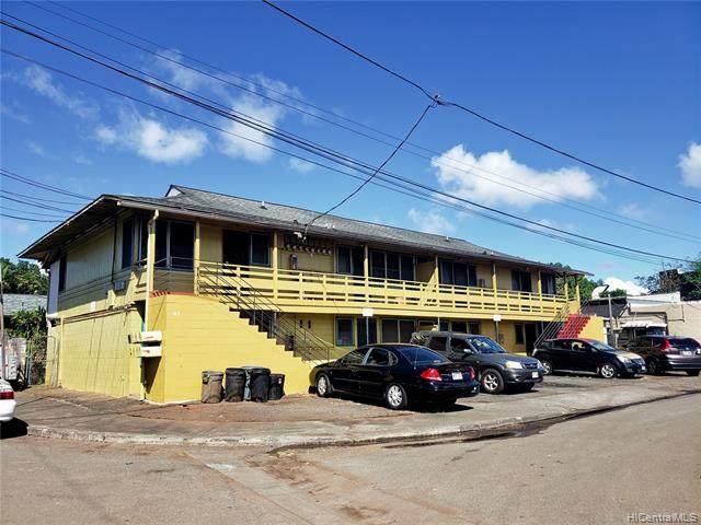 928 Palm Place, Wahiawa, HI 96786 (MLS #202121988) :: Weaver Hawaii   Keller Williams Honolulu