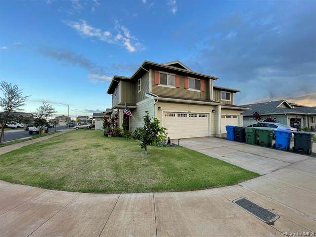 91-1569 Laauala Street, Ewa Beach, HI 96706 (MLS #202121989) :: Weaver Hawaii | Keller Williams Honolulu