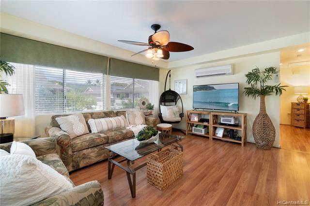 92-1525B Aliinui Drive 7B, Kapolei, HI 96707 (MLS #202121994) :: LUVA Real Estate