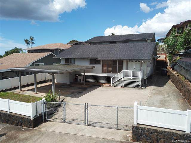 94-1060 Lumipolu Street, Waipahu, HI 96797 (MLS #202122001) :: Island Life Homes