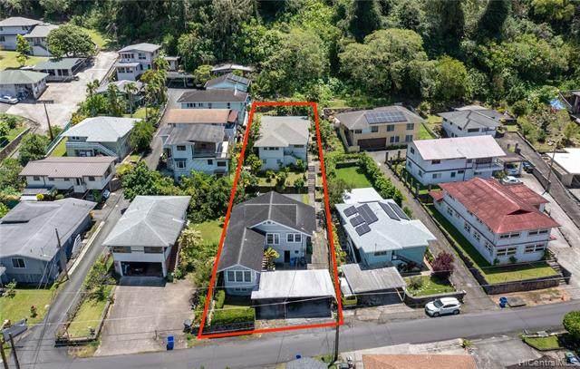 2819 Henry Street, Honolulu, HI 96817 (MLS #202122025) :: Weaver Hawaii | Keller Williams Honolulu