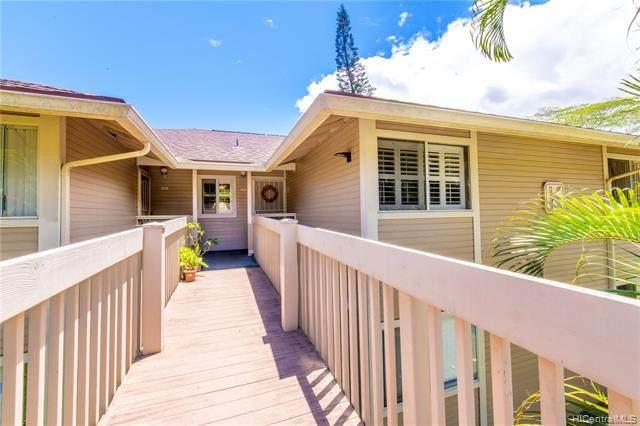 95-510 Wikao Street K203, Mililani, HI 96789 (MLS #202122034) :: Weaver Hawaii | Keller Williams Honolulu