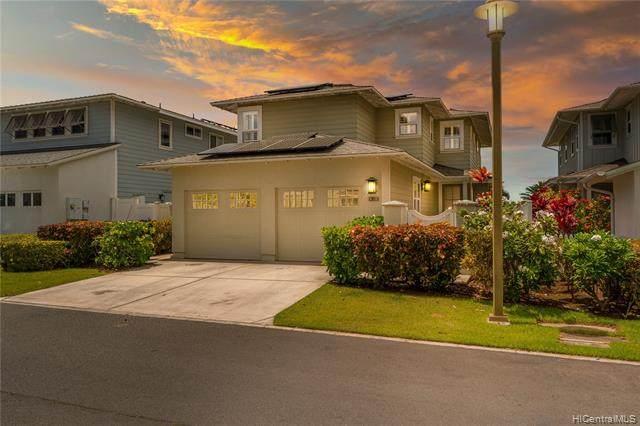 91-1192 Kaikohola Street D63, Ewa Beach, HI 96706 (MLS #202122041) :: Corcoran Pacific Properties