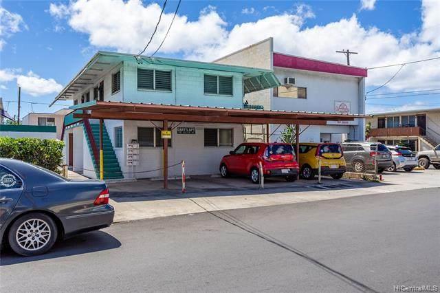 907 Gulick Avenue, Honolulu, HI 96819 (MLS #202122044) :: Island Life Homes