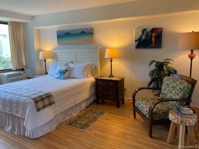 2333 Kapiolani Boulevard #715, Honolulu, HI 96826 (MLS #202122050) :: Island Life Homes