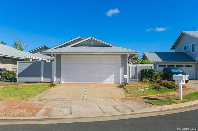 91-1190 Pohahawai Place, Ewa Beach, HI 96706 (MLS #202122071) :: Weaver Hawaii   Keller Williams Honolulu