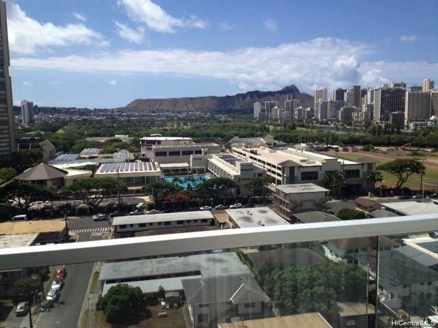 555 University Avenue #1404, Honolulu, HI 96826 (MLS #202122094) :: Keller Williams Honolulu