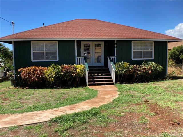 270 Kalohi Place, Kaunakakai, HI 96748 (MLS #202122110) :: LUVA Real Estate