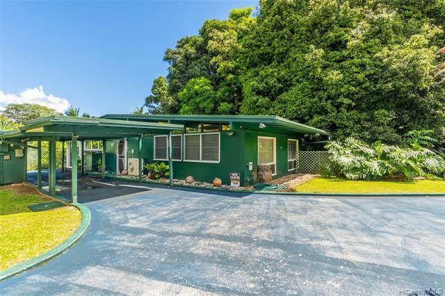 47-523 Melekula Road, Kaneohe, HI 96744 (MLS #202123127) :: LUVA Real Estate