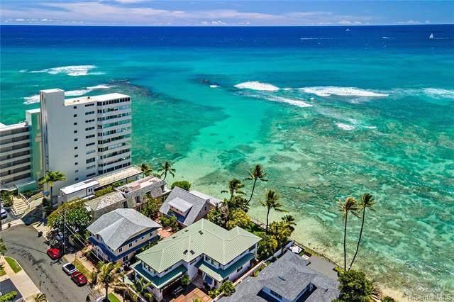 3065 Kalakaua Avenue #3, Honolulu, HI 96815 (MLS #202123145) :: Island Life Homes