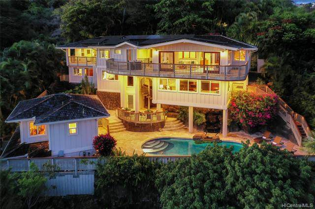 4990 Poola Street, Honolulu, HI 96821 (MLS #202123161) :: Island Life Homes