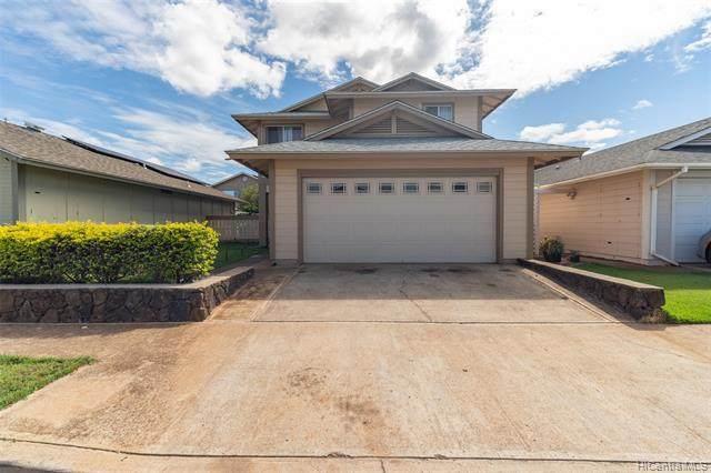 91-983 Waimomona Place, Ewa Beach, HI 96706 (MLS #202123167) :: Weaver Hawaii   Keller Williams Honolulu