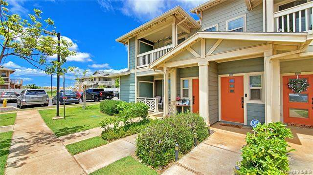 91-1081 Iwikuamoo Street #1403, Ewa Beach, HI 96706 (MLS #202123173) :: Weaver Hawaii | Keller Williams Honolulu