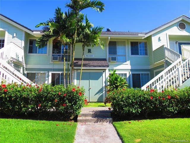 94-1463 Waipio Uka Street R-203, Waipahu, HI 96797 (MLS #202123174) :: Island Life Homes