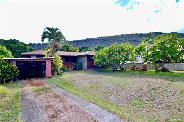 652 Lawelawe Street, Honolulu, HI 96821 (MLS #202123192) :: Weaver Hawaii | Keller Williams Honolulu
