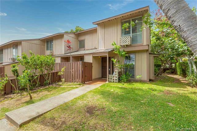 92-1010 Makakilo Drive #54, Kapolei, HI 96707 (MLS #202123216) :: Weaver Hawaii   Keller Williams Honolulu