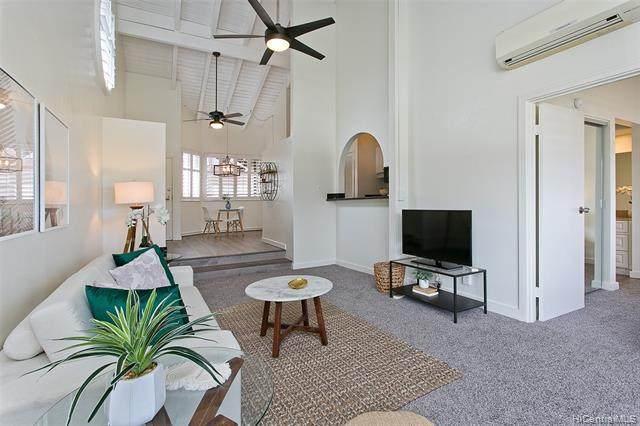 45-315 Lilipuna Road A301, Kaneohe, HI 96744 (MLS #202123243) :: LUVA Real Estate