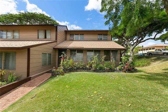 92-1311 Panana Street #36, Kapolei, HI 96707 (MLS #202123266) :: Keller Williams Honolulu