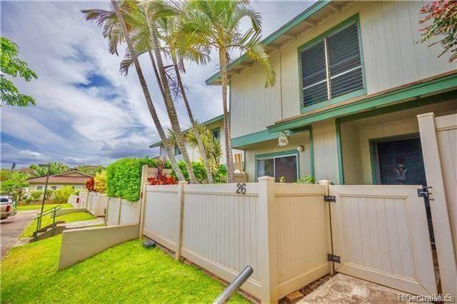 92-1214 Makakilo Drive #26, Kapolei, HI 96707 (MLS #202123276) :: Keller Williams Honolulu