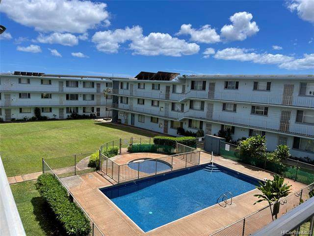 94-011 Waipahu Street E304, Waipahu, HI 96797 (MLS #202123290) :: LUVA Real Estate