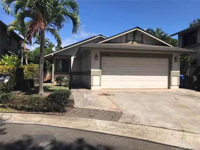 94-1156 Kaloli Loop, Waipahu, HI 96797 (MLS #202123306) :: Weaver Hawaii | Keller Williams Honolulu