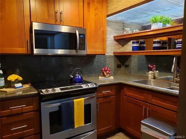 1415 Victoria Street #1206, Honolulu, HI 96822 (MLS #202123310) :: Exp Realty