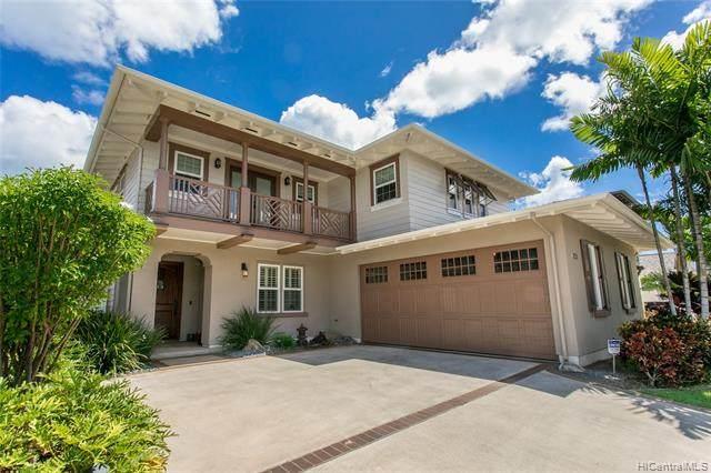 91-1055 Waikai Street, Ewa Beach, HI 96706 (MLS #202123320) :: Corcoran Pacific Properties