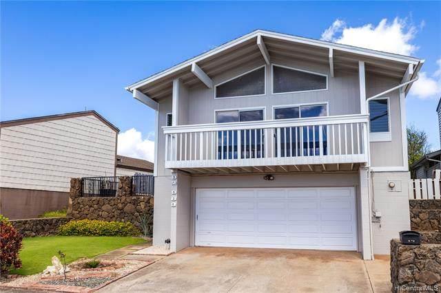 92-983 Kanehoa Loop, Kapolei, HI 96707 (MLS #202123323) :: Weaver Hawaii | Keller Williams Honolulu
