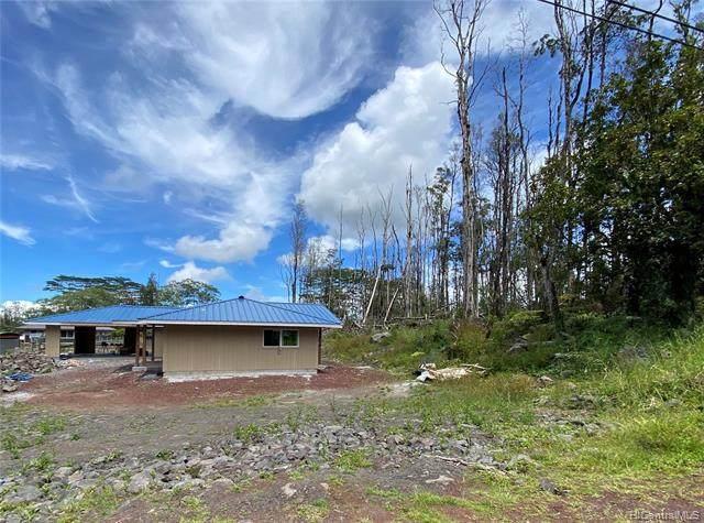 16-2153 Coconut Drive, Pahoa, HI 96778 (MLS #202123341) :: Island Life Homes