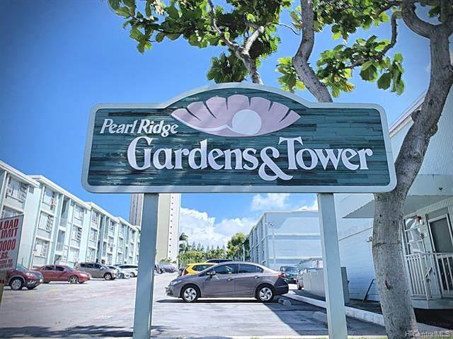 98-1032 Moanalua Road 3-206, Aiea, HI 96701 (MLS #202123355) :: Exp Realty