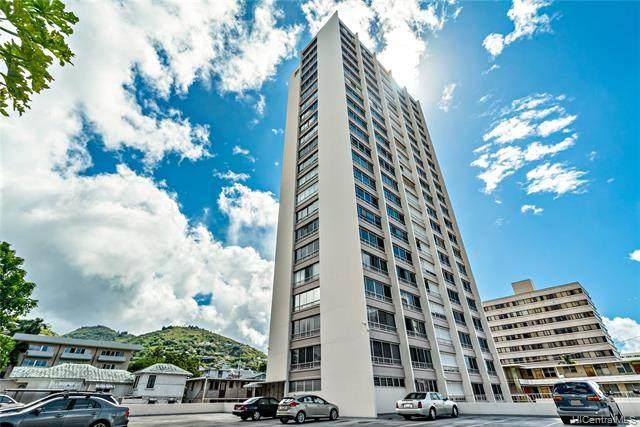 1310 Heulu Street #201, Honolulu, HI 96822 (MLS #202123367) :: Exp Realty