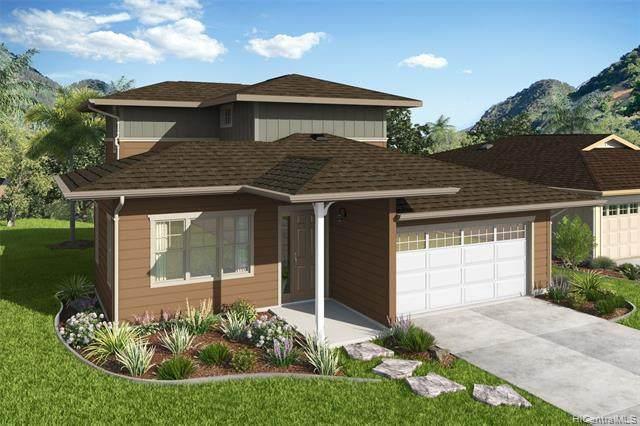 84-54 Maiola Street #31, Waianae, HI 96792 (MLS #202123372) :: Island Life Homes