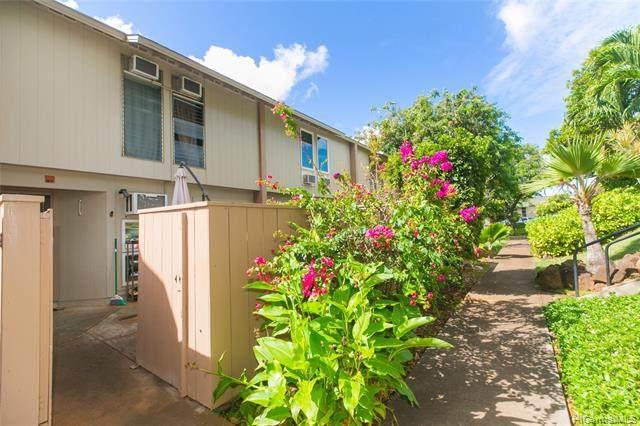 92-743 Makakilo Drive #27, Kapolei, HI 96707 (MLS #202123373) :: Keller Williams Honolulu