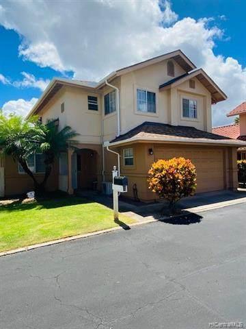 94-1001A Maiau Street #156, Waipahu, HI 96797 (MLS #202123379) :: LUVA Real Estate
