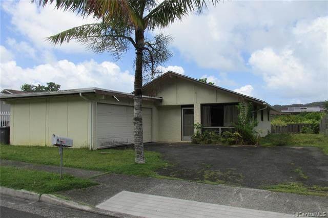 47-475 Ahulimanu Place, Kaneohe, HI 96744 (MLS #202123381) :: Weaver Hawaii | Keller Williams Honolulu