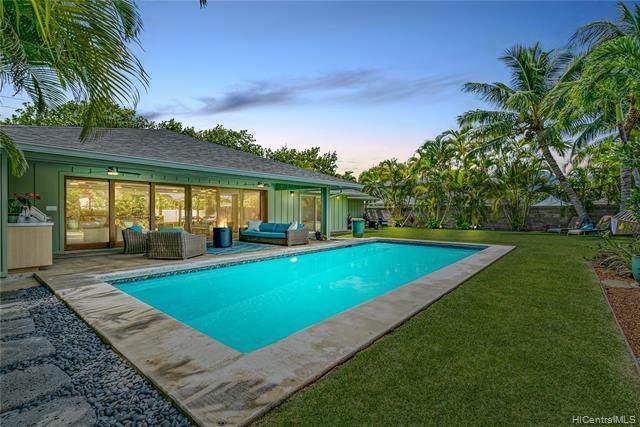 150 Kuulei Road, Kailua, HI 96734 (MLS #202123393) :: Weaver Hawaii | Keller Williams Honolulu