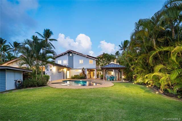 646 Ilikai Street, Kailua, HI 96734 (MLS #202123438) :: Corcoran Pacific Properties