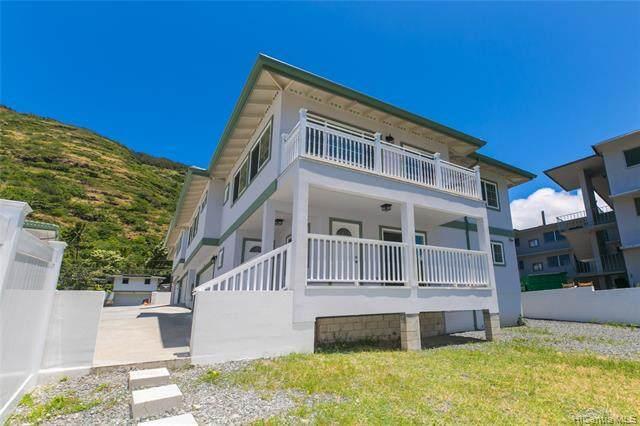 2117 Palolo Avenue A, Honolulu, HI 96816 (MLS #202123453) :: LUVA Real Estate