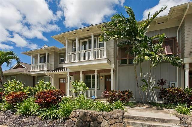 91-1322 Keoneula Boulevard #403, Ewa Beach, HI 96706 (MLS #202123467) :: Island Life Homes