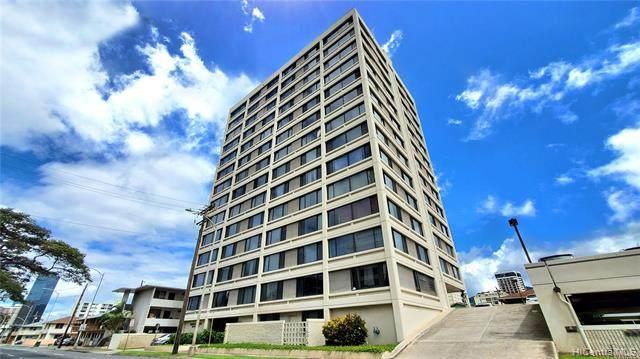 2232 Kapiolani Boulevard #704, Honolulu, HI 96826 (MLS #202123472) :: LUVA Real Estate