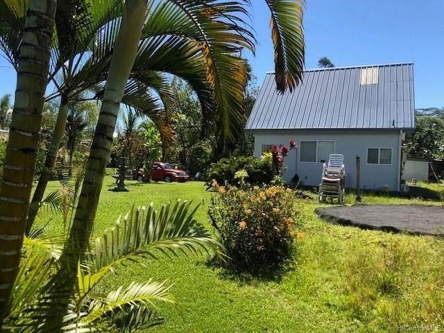 15-1688 13th Avenue, Keaau, HI 96749 (MLS #202123477) :: Weaver Hawaii | Keller Williams Honolulu