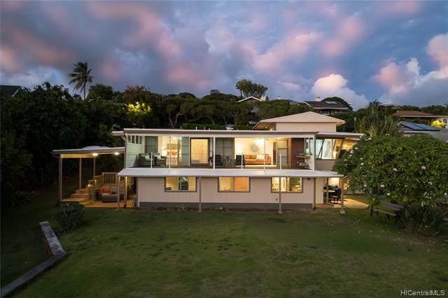 3960 Lurline Drive, Honolulu, HI 96816 (MLS #202123486) :: Weaver Hawaii | Keller Williams Honolulu