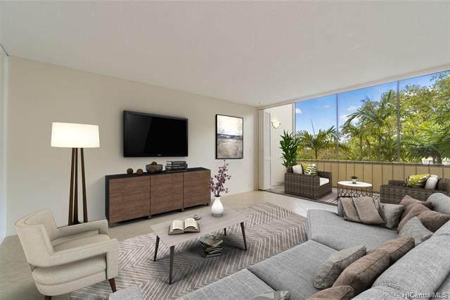 3030 Pualei Circle #317, Honolulu, HI 96815 (MLS #202123496) :: Island Life Homes